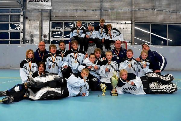 12_2009 Schüler Deutscher Meister und Pokalsieger