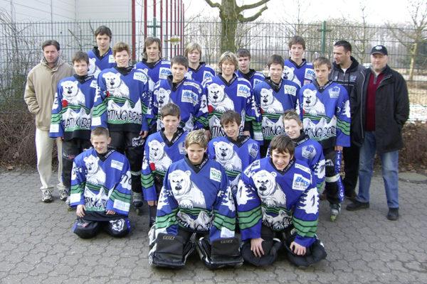 8_2006 Jugend Deutscher Meister und Pokalsieger