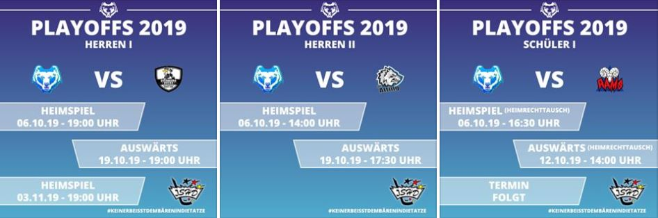 Play-Off Time