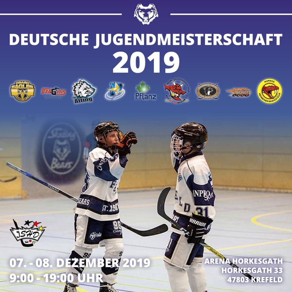 Deutsche Jugendmeisterschaft 2019