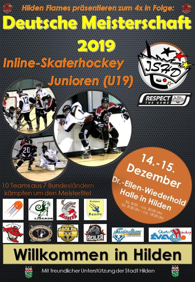 Deutsche Juniorenmeisterschaft 2019