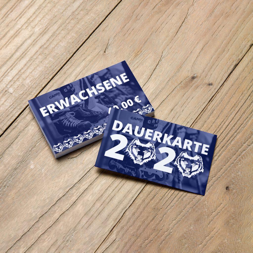 Bundesligasaison 2020 – Dauerkarten