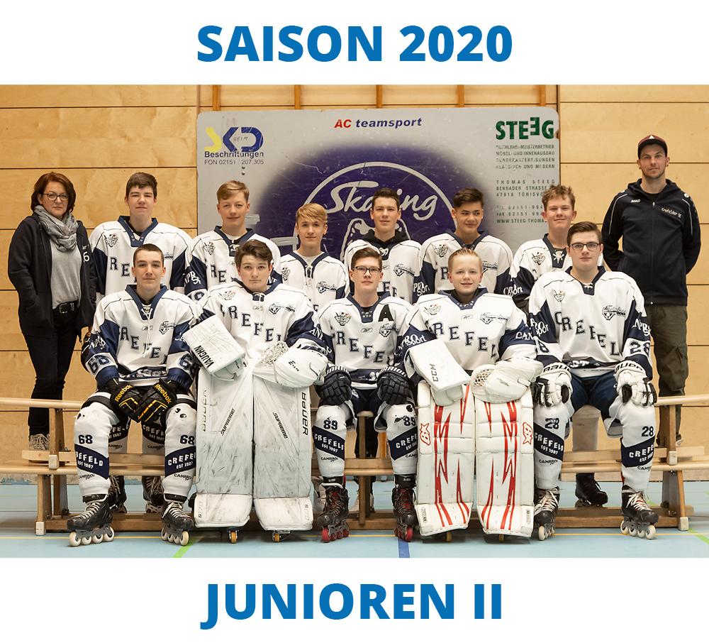 Mannschaftsvorstellung – Junioren II